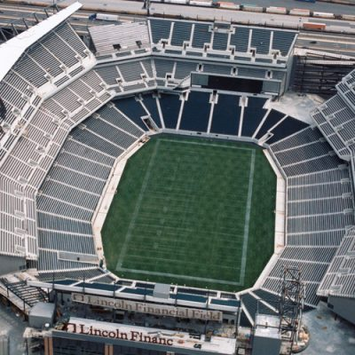 LINCOLN FINANCIAL FIELD (NFL PHILADELPHIA EAGLES)