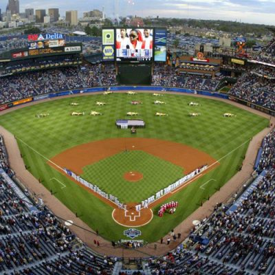 TURNER FIELD (ATLANTA BRAVES)